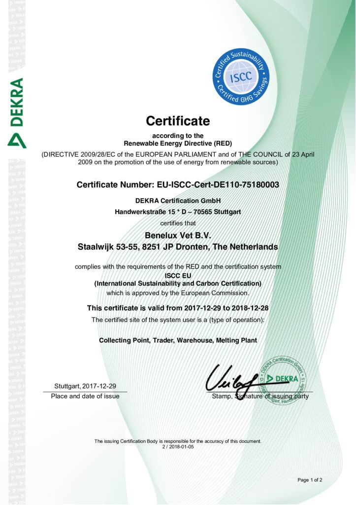 thumbnail of ISCC certificaat Beneluxvet EU-ISCC-Cert-DE110-75180003
